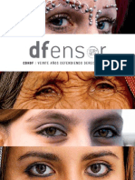 CDHDF. Veinte años defendiendo derechos humanos (DFensor, CDHDF, 2013)