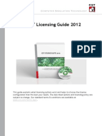 CST Licensing Guide 2012(Jan 2012)