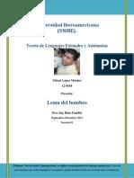 Lema de Bombeo_Misael Lopez_12-0518