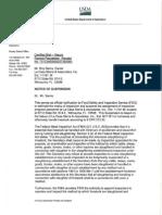 La Casa Sierra Wimauma FL Inhumane Handling USDA.pdf