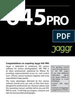 645 PRO User Manual 2-0