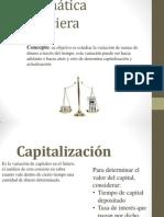 A Matemática Financiera