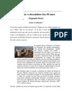 Textos IL - Colaboradores - Brasília -  o descalabro faz 50 anos - Parte II