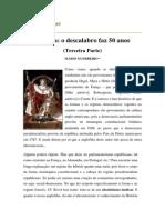 Textos IL - Colaboradores - Brasília -  o descalabro faz 50 anos - Parte III