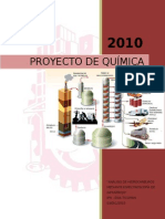 PROYECTO QUIMICA
