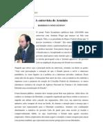 Textos IL - Colaboradores - A entrevista de Armínio
