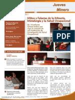 Mitos y Falacias de La Mineria y La Metalurgia Ocupacional
