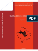 Harta Arkeologjike e Kosoves II