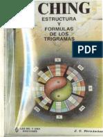 I-IChing Estructura y Formulas de Los Trigramas-JCarlosFdez 1