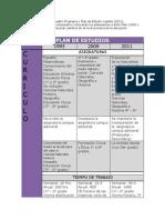 Para Pronfundizar en Nuestro Programa y Plan de Estudio Vigente