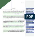 retorical analysis advertisement paper gabriela borzachini
