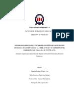 Educación cívica en el contexto de participación ciudadana actual de los jóvenes chilenos