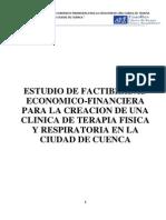 Estudios de Factibilidad Medica