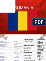 Rumania y Congo