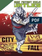Teenage Mutant Ninja Turtles #28 Preview
