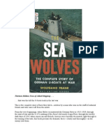 The Sea Wolves-The Story of German U-Boats at War