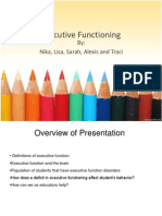 Executive Functioning Presentation