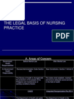The Legal Laws of Nursing Practice in the Philippines