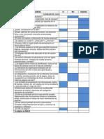 Tabla Evaluacion de Paginas Web