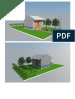Rumah Rakyat Tipe 2