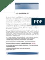 Configuracion Offset 3d