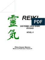 Manual Do Reiki II