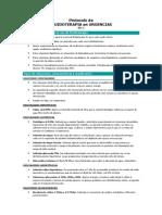 Protocolo de Fluidoterapia en Urgencias