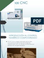 Presentacion Maquinas CNC