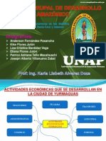 Trabajo Super Desarrollo Amazonico