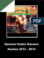 Qaseem Haider Qaseem
