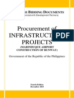 Bid Marindoqueairport/bidding documents/specifications/plans