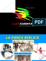 PP 2011 - 1   LA DANZA.ppt