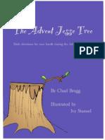 Advent Jesse Tree - 2013