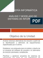 Analisis y Modelado de Sistemas de Información