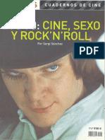 Fotogramas, cuadernos de cine - Sánchez Sergi - Los años setenta - Cine, sexo y rockn roll