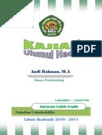 Buku Kajian Ulumul Hadis PDF