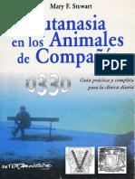 Eutanasia en los Animales de Compañia