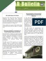 ONAR Bulletin Issue22