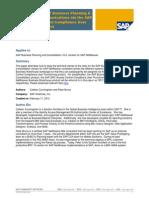 SAP BPC Authorizations via the SAP GRC