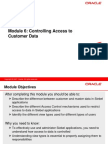 06 Controlling Access to Customer Data