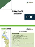 Presentacion Ramiriqui zoraya