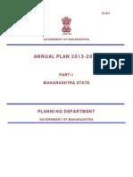 Annual Plan 2013-14 Part 1 (Eng)