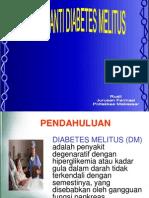 Obat Anti Diabetes