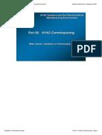 Pt06 - HVAC Commissioning