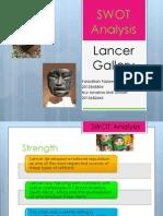 Lancer Gallery