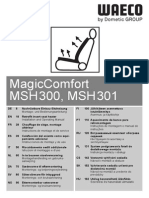 Manual MSH300