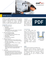 ADME Services