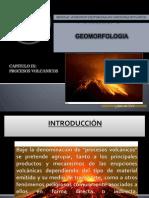 Cap X Procesos Volcánicos