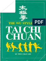 Wu Style Tai Chi Chuan - Tinn Chan Lee