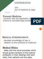 Forensic Medicine Ppt